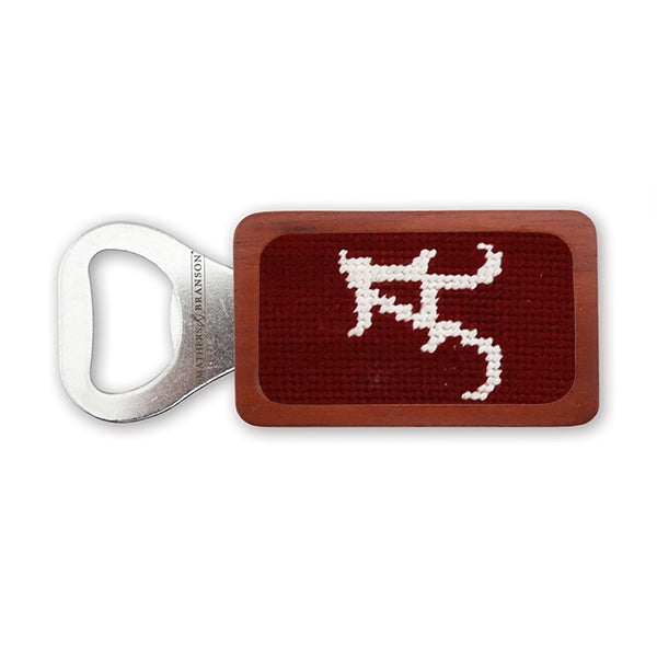 Alabama Needlepoint Bottle Opener - OnwardReserve