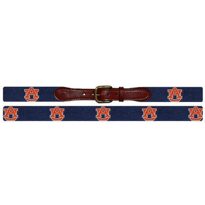 Auburn Needlepoint Belt - OnwardReserve