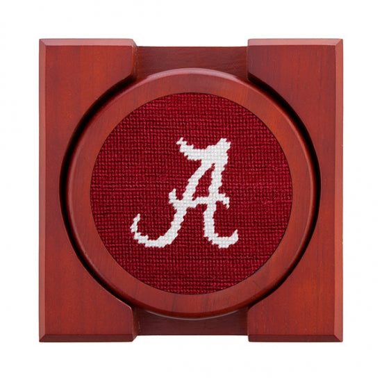 Alabama Needlepoint Coasters - OnwardReserve