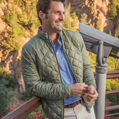 Belk Quilted Jacket - OnwardReserve
