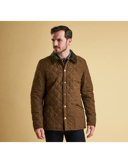 Bridle Quilted Jacket - OnwardReserve