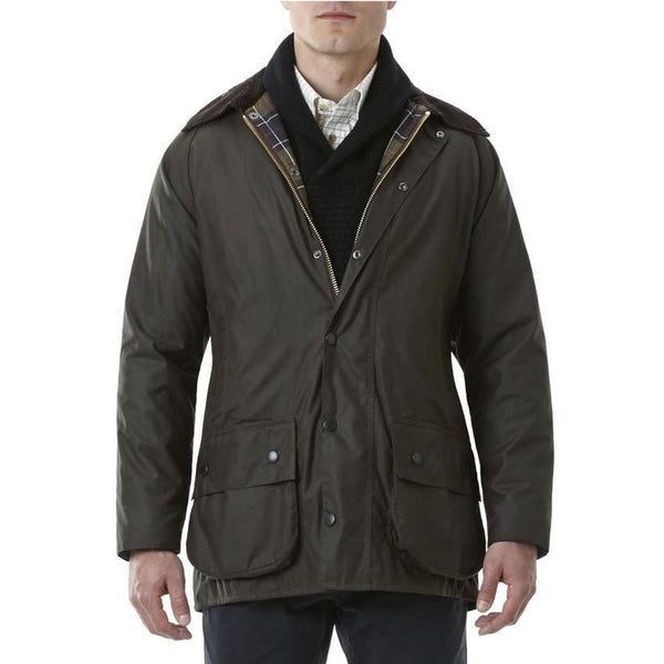 Beaufort Waxed Cotton Jacket - OnwardReserve