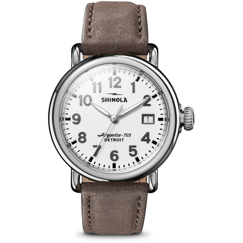 The Runwell White/Gray 36mm - Onward Reserve