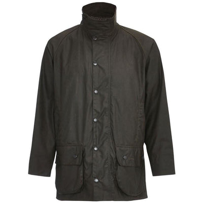 Barbour Beaufort Waxed Cotton Jacket - OnwardReserve