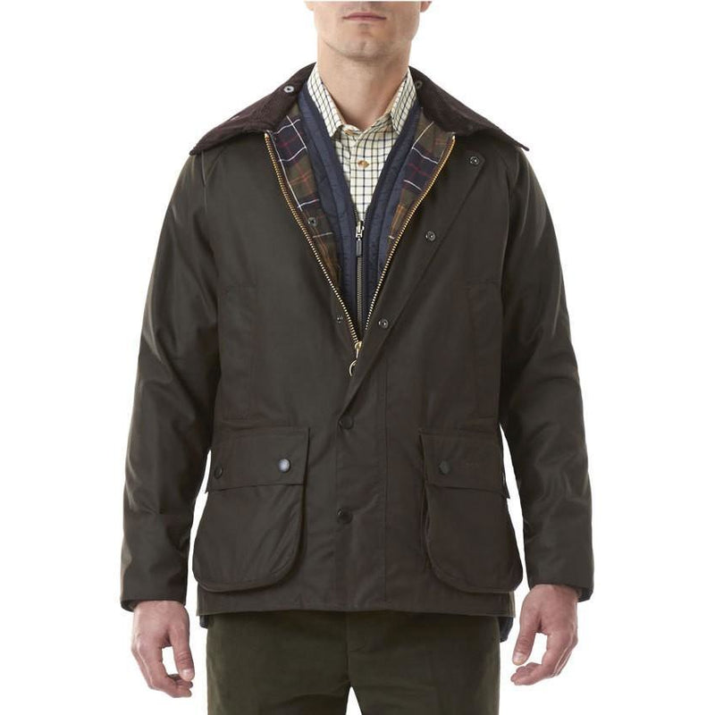 Barbour Bedale Waxed Cotton Jacket - OnwardReserve