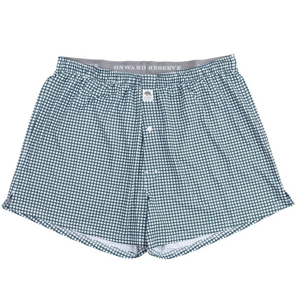 Performance Boxers - Dark Denim