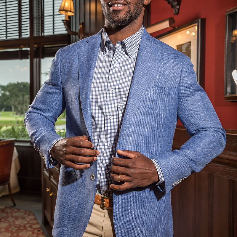 Drago Blue Sport Coat