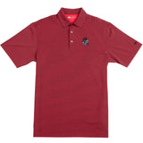 Pro Stripe Bulldog Head  Polo - Onward Reserve