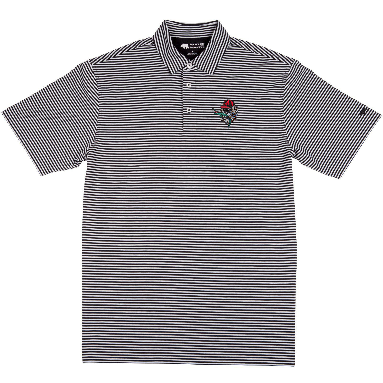 Pro Stripe GA/FL Polo - OnwardReserve