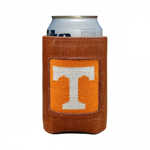 Tennessee Power T Needlepoint Can Cooler - Onward Reserve