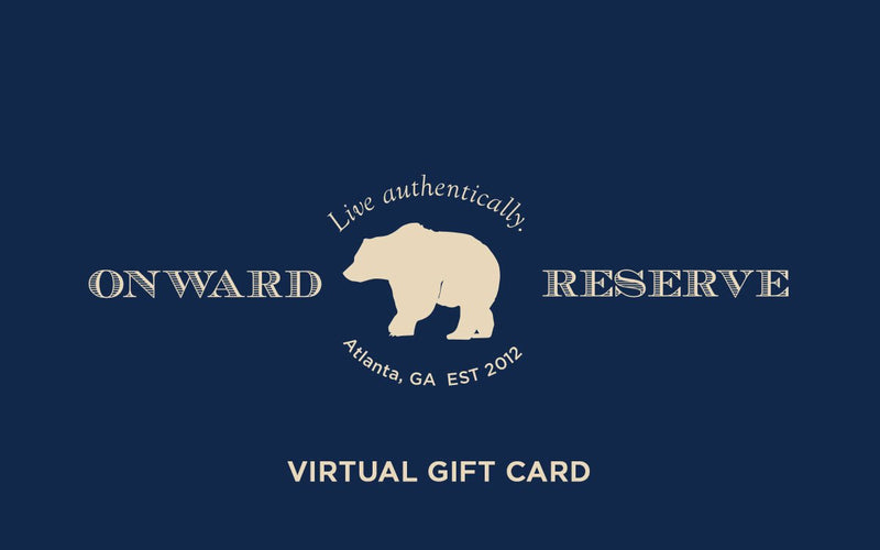 Virtual Gift card - OnwardReserve