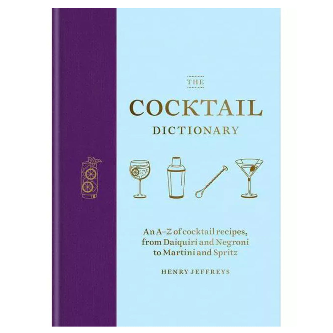 The Cocktail Dictionary