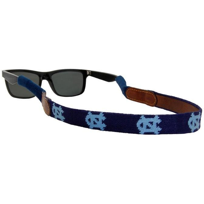 UNC Needlepoint Sunglass Straps - Onward Reserve