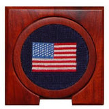 American Flag Needlepoint Coasters - OnwardReserve