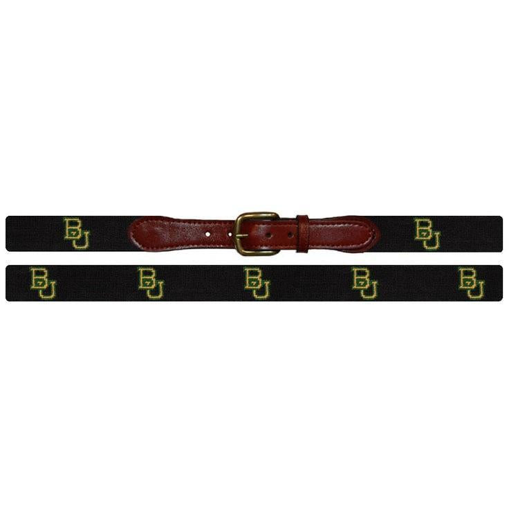 Baylor Needlepoint Belt - OnwardReserve