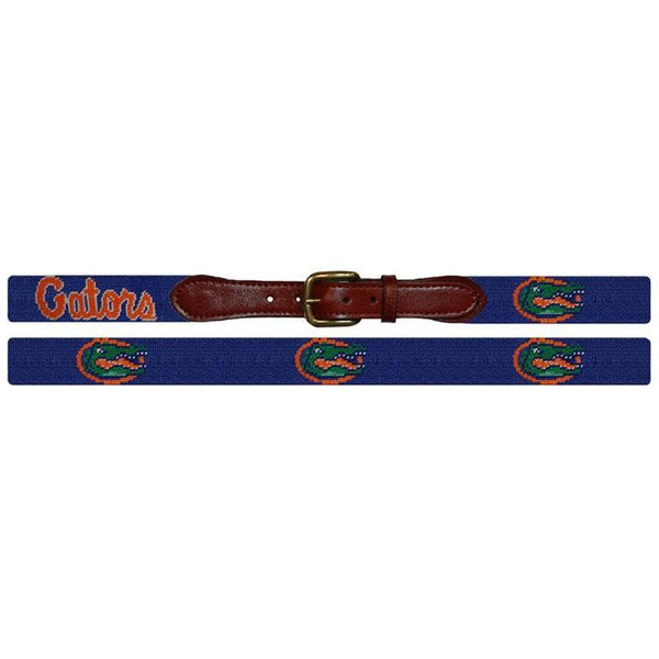 University of Florida Needlepoint Belt