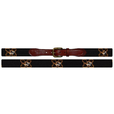 Missouri Needlepoint Belt - OnwardReserve
