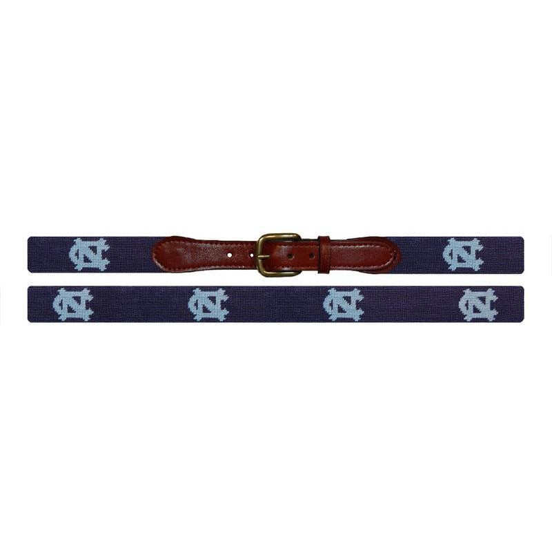 UNC Needlepoint Belt - OnwardReserve
