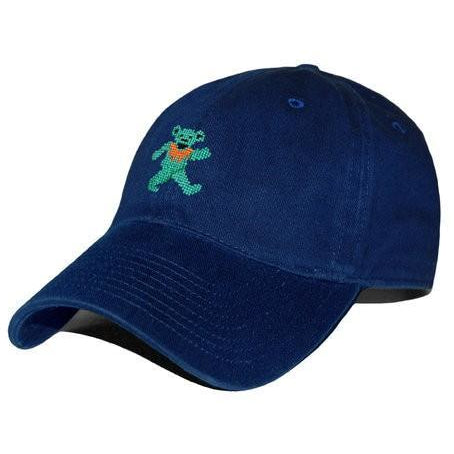 Dancing Bears Needlepoint Hat - OnwardReserve