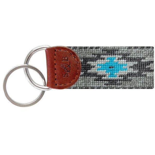 El Paso Needlepoint Key Fob - OnwardReserve