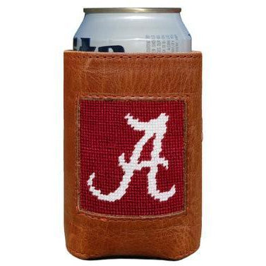 Alabama Needlepoint Can Cooler - OnwardReserve