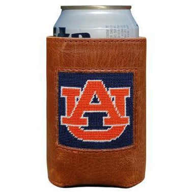 Auburn Needlepoint Can Cooler - OnwardReserve