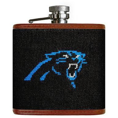 Carolina Panthers Flask