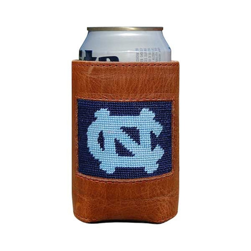 UNC Needlepoint Can Cooler - Onward Reserve