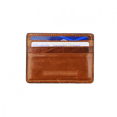 Lake Trout Needlepoint Credit Card Wallet