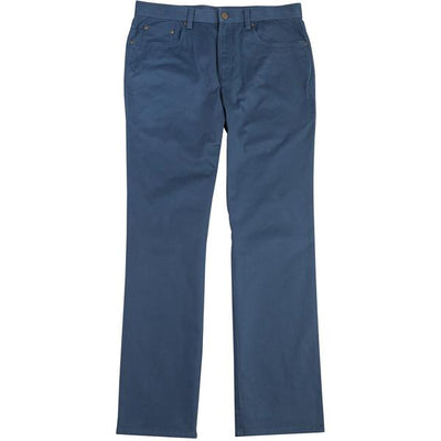 Five Pocket Stretch Pant Dark Denim - OnwardReserve