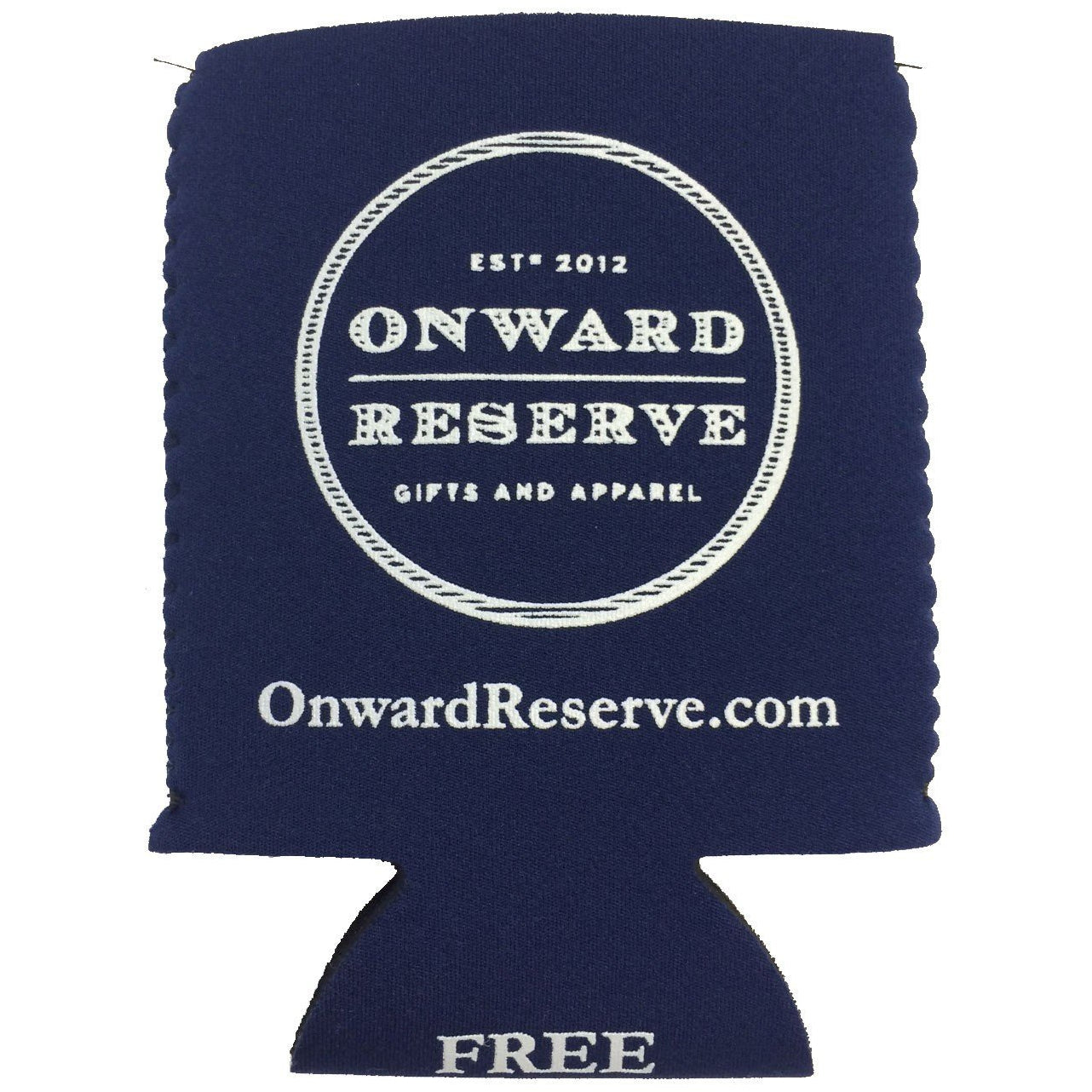 Magnetic Onward Reserve Neoprene Koozie - OnwardReserve