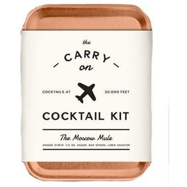 Carry on Cocktail Kit - Moscow Mule - OnwardReserve