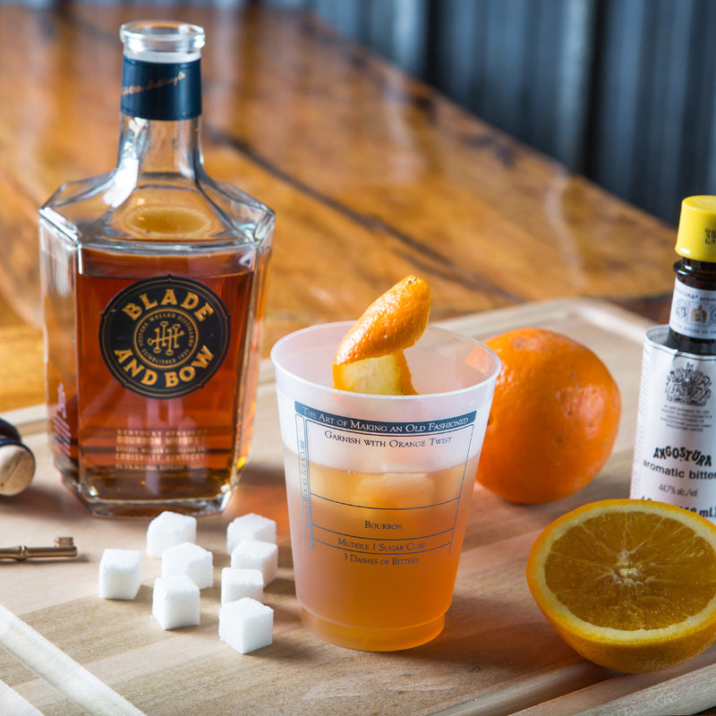 How to Make an Old Fashioned - OnwardReserve
