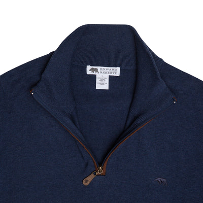 Jackson 1/4 Zip Sweater - OnwardReserve