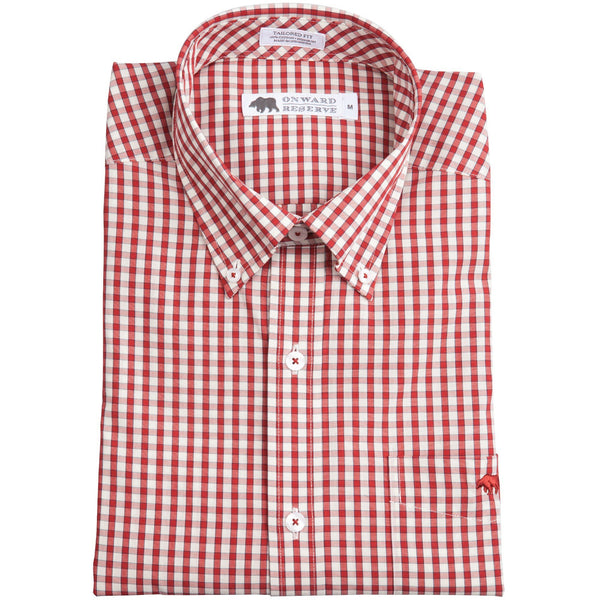 Plantation Tailored Fit Button Down - Onward Reserve