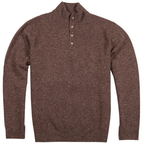 Cole 4 Button Sweater - Onward Reserve