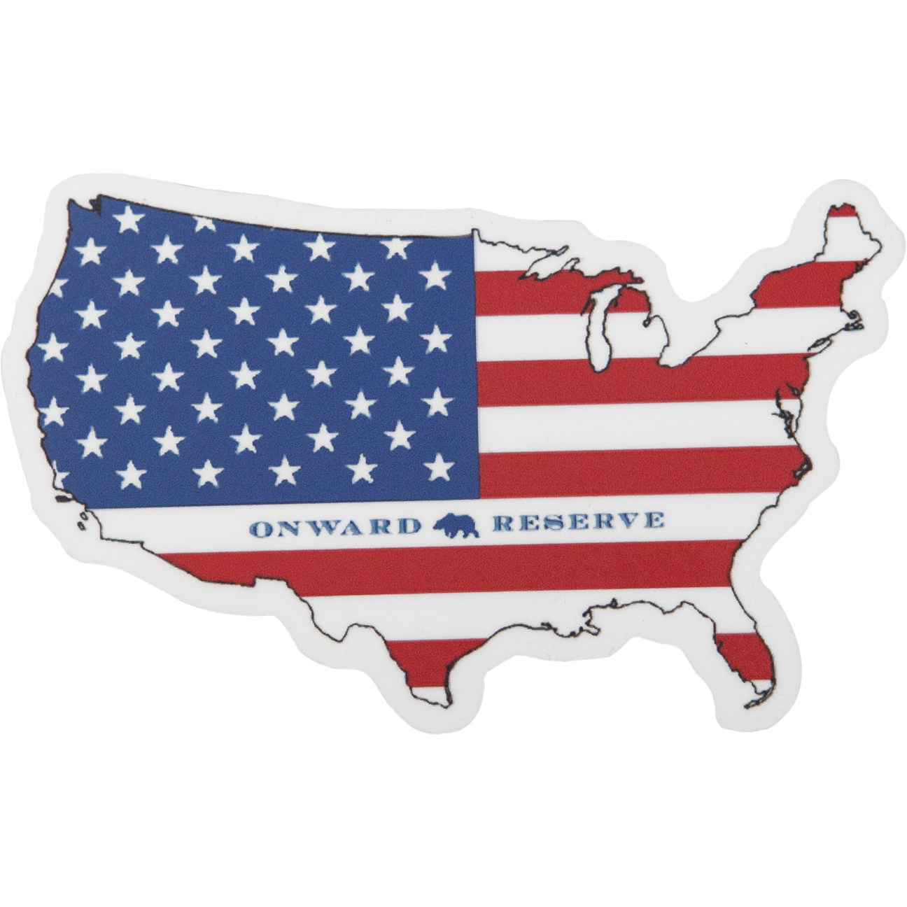 USA Decal - OnwardReserve