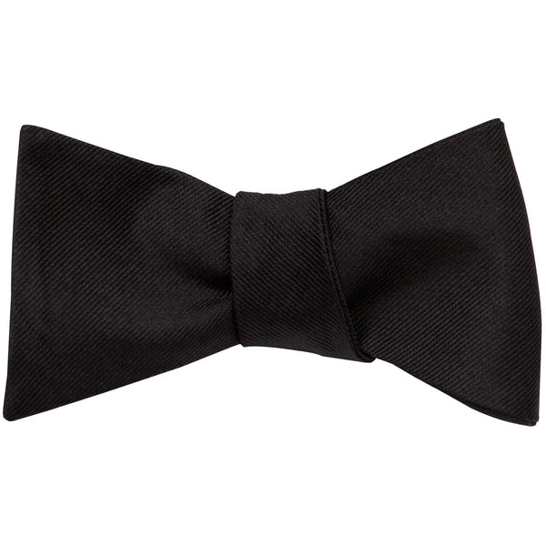 Black Bow Tie - OnwardReserve