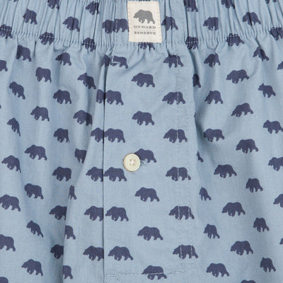 Bear Logo Boxers - OnwardReserve