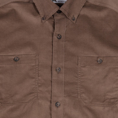 Harris Corduroy Button Down - OnwardReserve