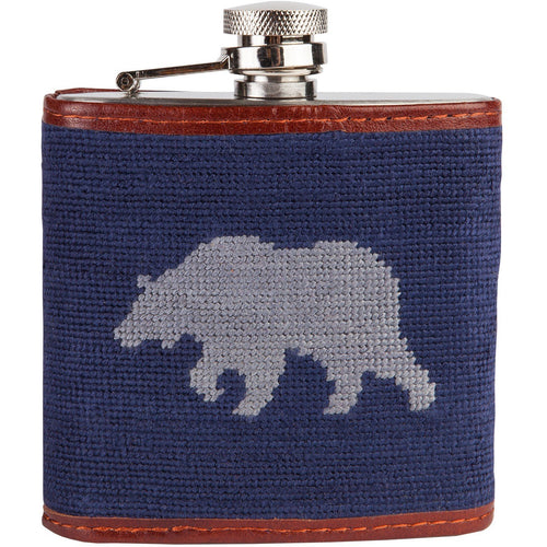 Onward Reserve Needlepoint Flask - Onward Reserve