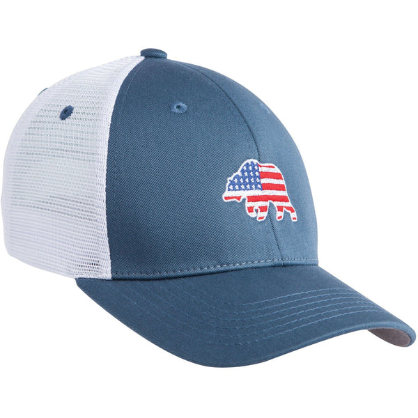 USA Bear Trucker Hat