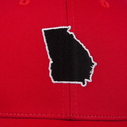 Georgia Gameday Trucker Hat - OnwardReserve