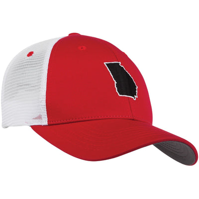 Georgia State Trucker Hat - OnwardReserve