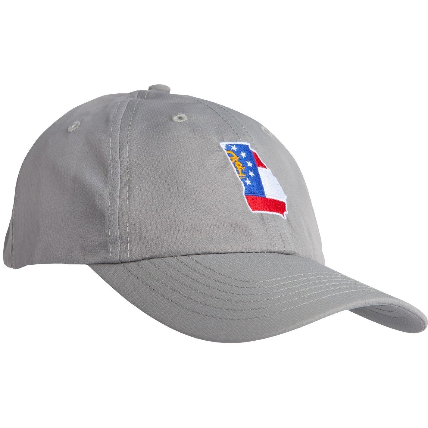 Performance Georgia State Flag Hat - OnwardReserve