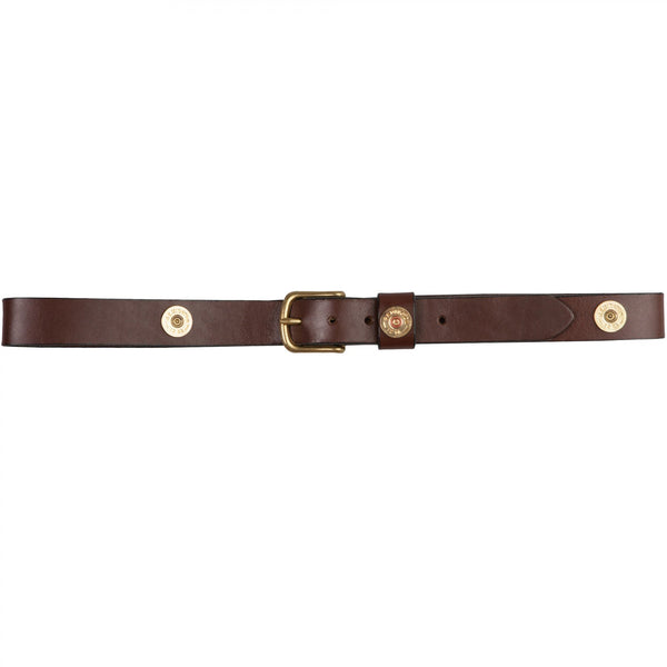Total Shot Leather Shotgun Shell Belt - Onward Reserve