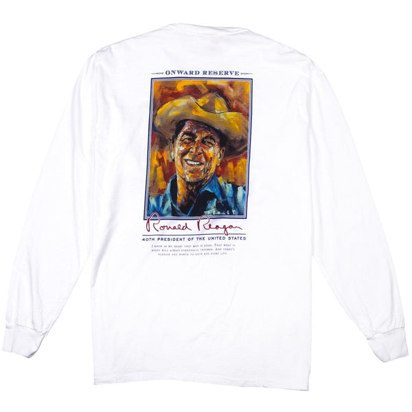 Cowboy Reagan Penley Long Sleeve Tee