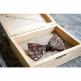 Phunky Pheasant Feather Bow Tie - Onward Reserve