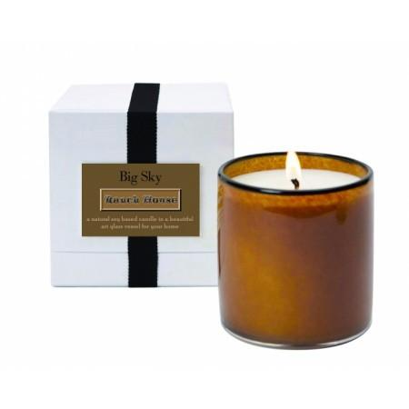 Ranch House Lafco Candle