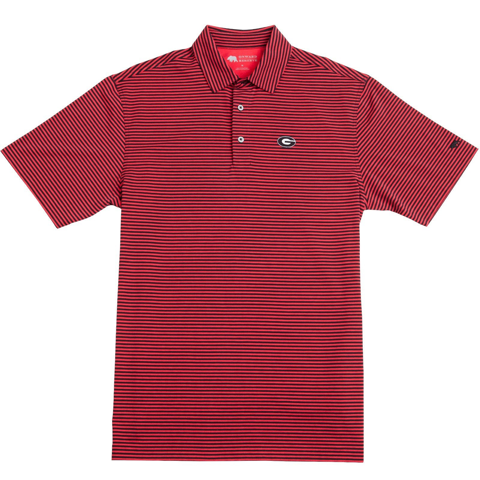 Club Stripe Super G Polo - OnwardReserve
